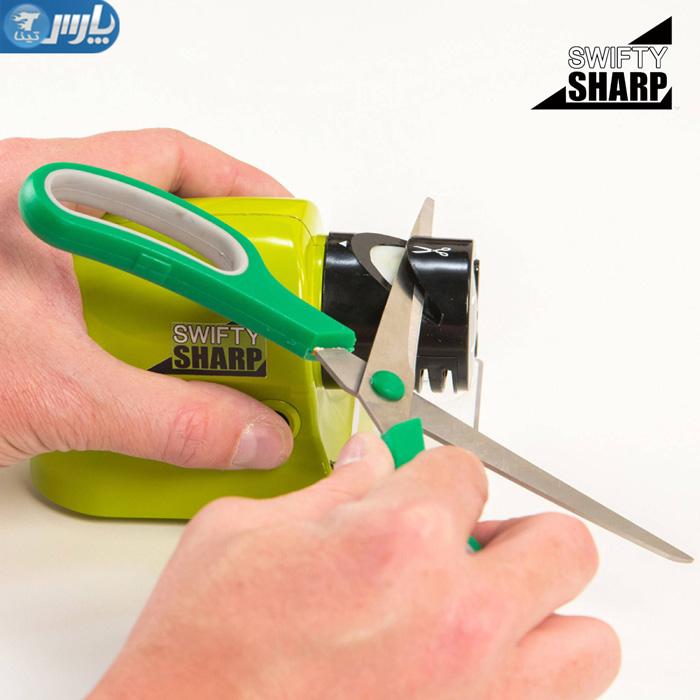 چاقو تیزکن swifty sharp