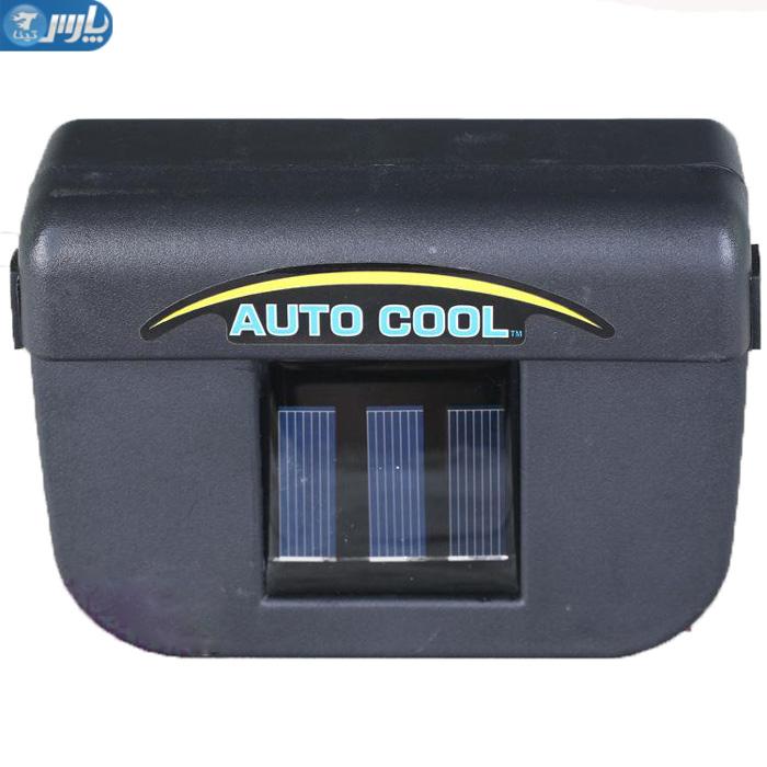 کولر خورشیدی ماشین