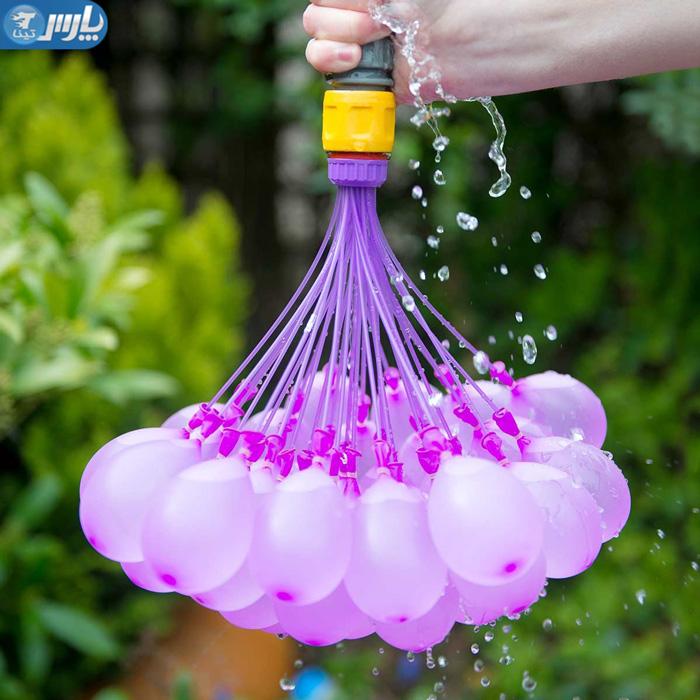 بادکنک آبی 120 تایی balloon bonanza
