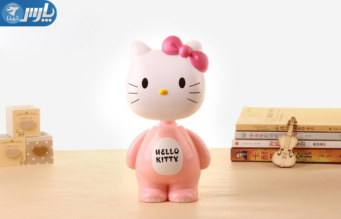 چراغ خواب hello kitty