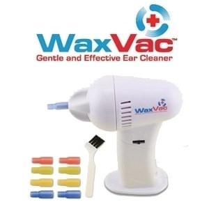 گوش پاکن برقی Wax Vac  