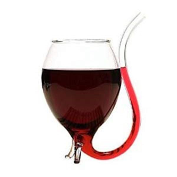 لیوان شربت خوری نی دار |